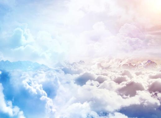 O ar atmosférico é um exemplo de uma mistura gasosa