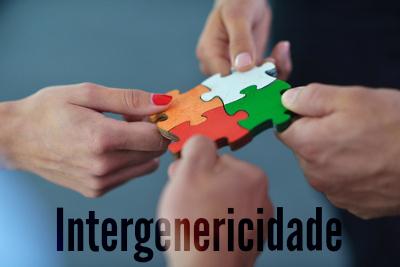 A intergenericidade é um fenômeno fundamental para a construção de sentidos do texto