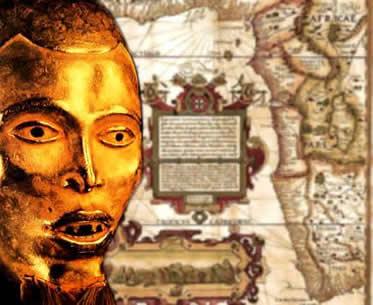 O Reino do Congo teve importante participação no desenvolvimento do tráfico de escravos.