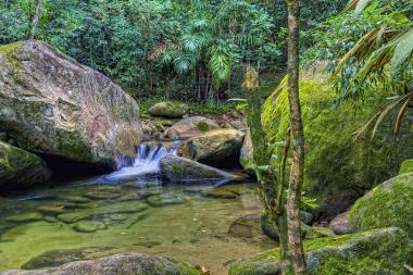 O Aquífero Alter do Chão encontra-se entre os recursos hídricos da Região Amazônica