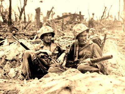 A Segunda Guerra Mundial ceifou milhares de vidas ao longo de seus seis anos de duração.