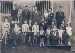 Antigamente, no Brasil, as famílias tinham muitos filhos.