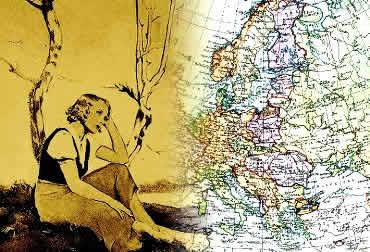 A Europa sofreu os impactos de um conflito que prejudicou sua economia como um todo.