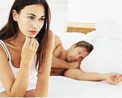 Anorgasmia: inibição recorrente ou persistente do orgasmo.