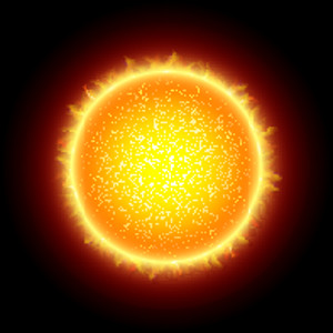 Plasma é o estado físico das estrelas como o Sol
