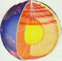 O interior do planeta Terra reserva muitos enigmas.