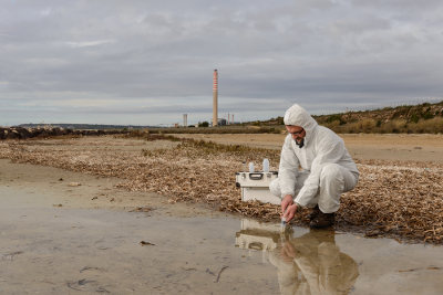 A poluição e a contaminação da água são responsáveis por várias doenças