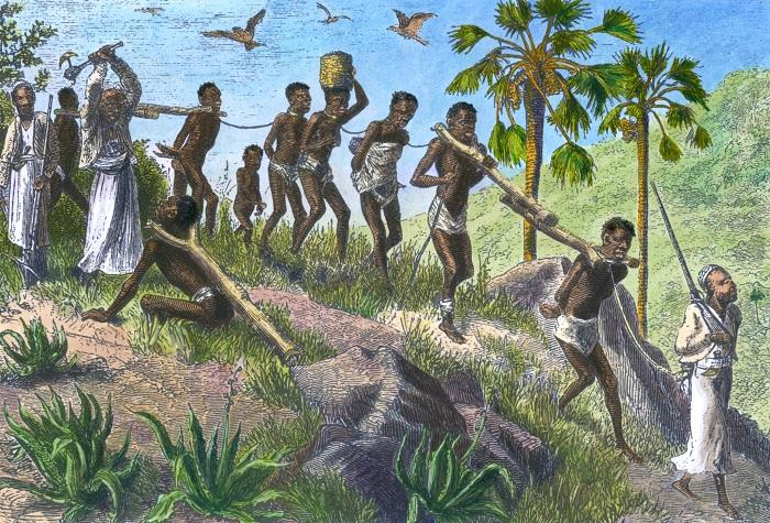 O Brasil foi o último país do continente americano a abolir a escravidão