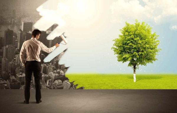 Ação antrópica no meio ambiente: impactos positivos e negativos.