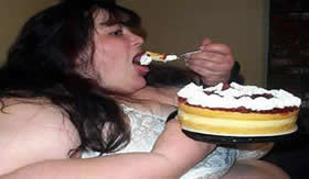 A síndrome provoca obesidade a longo prazo.