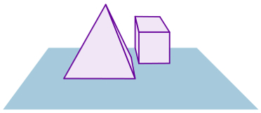 Noções primitivas de Geometria: ponto, reta, plano e espaço