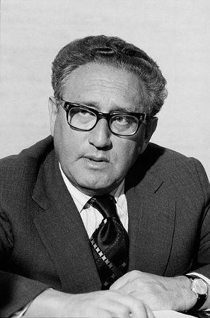 Henry Kissinger foi um dos colaboradores da Operação Condor