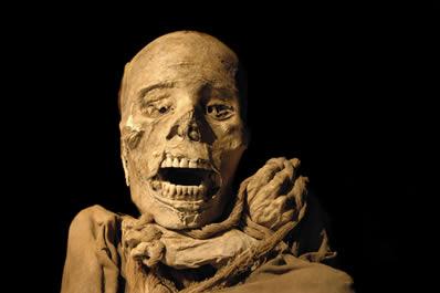 As múmias incas indicam a antiguidade da ocupação andina por estes povos