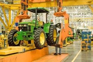 A produção flexível está ligada diretamente às inovações tecnológicas industriais.