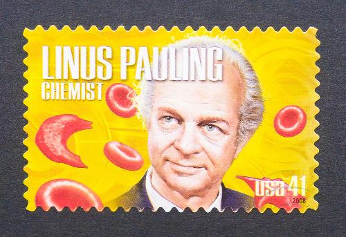 Linus Pauling foi o criador do diagrama que utilizamos para construir a distribuição eletrônica geométrica