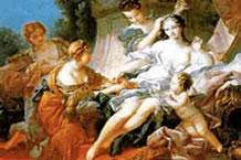 O estilo artístico do Rococó