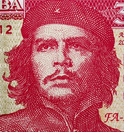 """""""Che"""" Guevara é tido como um dos idealizadores do foquismo"""