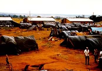 Assentamento de trabalhadores rurais