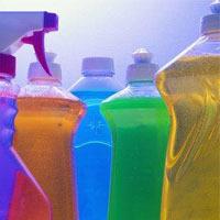 Ação detergente e Polaridade