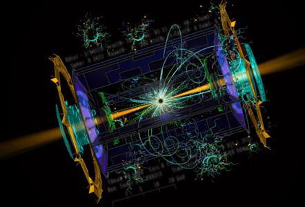 Para aumentar a velocidade das partículas que bombardearão o núcleo de um elemento, usa-se um acelerador de partículas