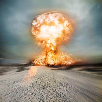 A potência dos explosivos foi evoluindo com o avanço da Química Orgânica