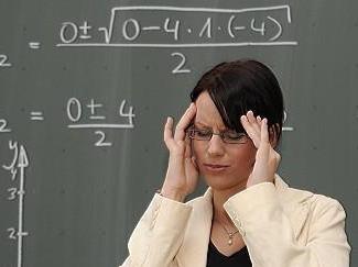 O estresse é um problema frequente para os professores.
