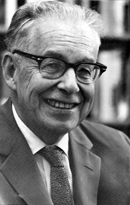 Charles Richter, o principal responsável pela escala que recebe o seu nome