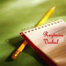 A regência verbal constituída de pronomes relativos