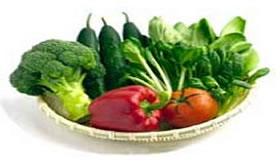Alimentos cultivados sem produtos químicos