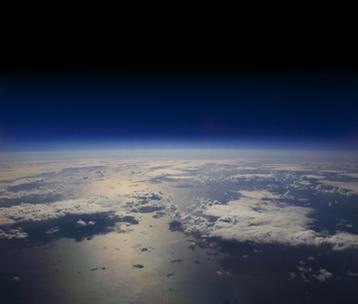 A composição do ar é fundamental para a manutenção da vida na Terra