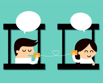 A função fática está presente nas conversas ao telefone, nas conversas de elevador e até mesmo quando não há nada importante para dizer