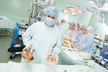 Rejeição de órgãos