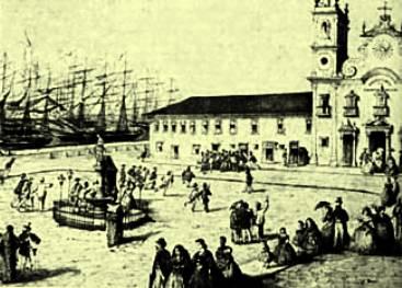 Pernambuco protagonizou o levante separatista contra o governo de Dom Pedro I.