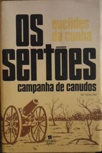 Livro Os sertões, de Euclides da Cunha
