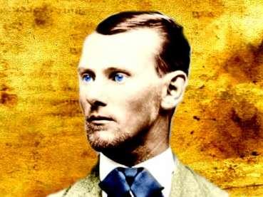 Jesse James: um criminoso que se transformou em mártir norte-americano.