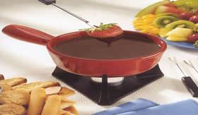 Fondue: alimento calórico bastante consumido no frio