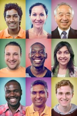 Os desafios demográficos envolvem superar as desigualdades e a intolerância entre as diferentes etnias