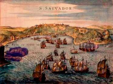 Os motins do Maneta tomaram de assalto a cidade de Salvador.