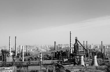 Área industrial de Pequim, dinamizada pela idealização das ZEEs da China