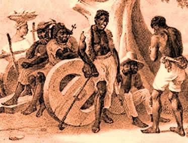 """A """"brecha camponesa"""" contribuiu na diminuição dos conflitos entre escravos e senhores."""