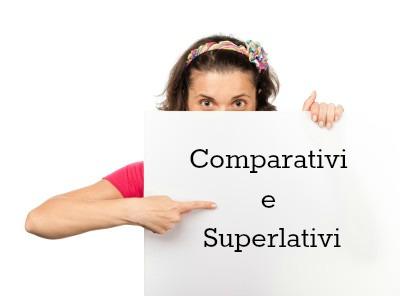 Altre maniere di costruire comparativi e superlativi
