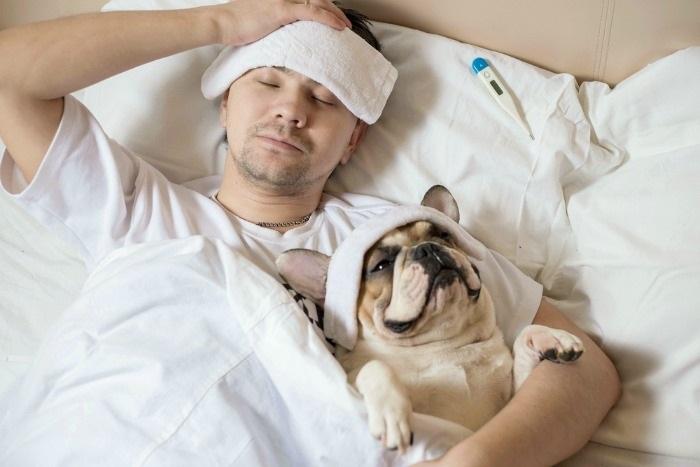 Homens podem compartilhar doenças com outros animais