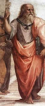 Platão -  o primeiro filósofo a sistematizar uma ideia política