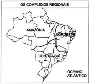 As macrorregiões econômicas do Brasil