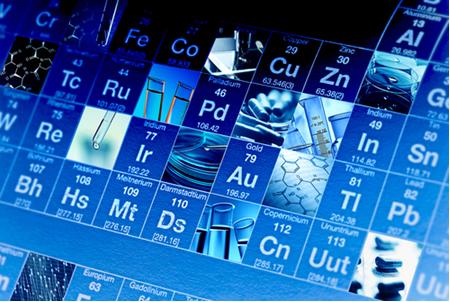 Os elementos químicos enunciados na Tabela Periódica compõem tudo ao nosso redor e são estudados em Química Geral