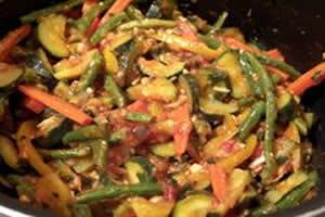Alimento que proporciona a sensação gustativa do umami.