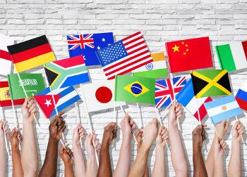 A bandeira é o mais marcante dos símbolos de uma nação