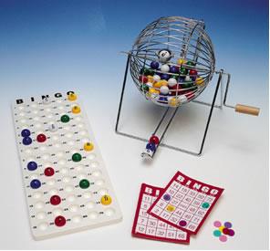 Apostando no Bingo