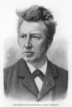 Imagem de Jacobus Henricus van 't Hoff Júnior, o cientista que estudou os efeitos coligativos e relacionou como calcular a pressão osmótica