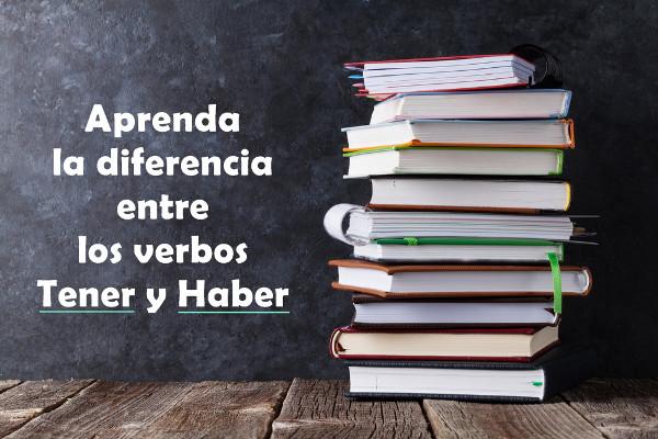 """Verbos """"Tener"""" e """"Haber"""" em Espanhol"""